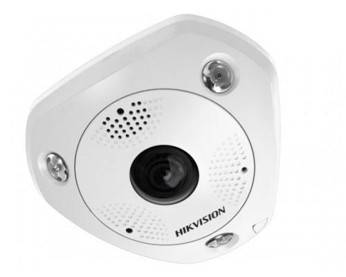 Fisheye IP-камера DS-2CD6332FWD-IVS (1.19mm)